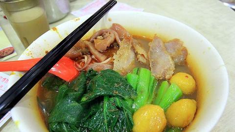 文記傳統車仔麵 (九龍灣)