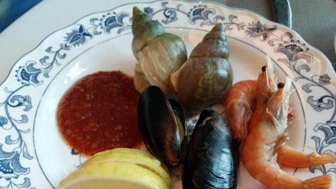 The Luxe Seafood Bar & Resto(旺角)