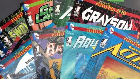 Metro Comics (銅鑼灣)