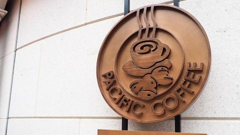Pacific Coffee Monogram