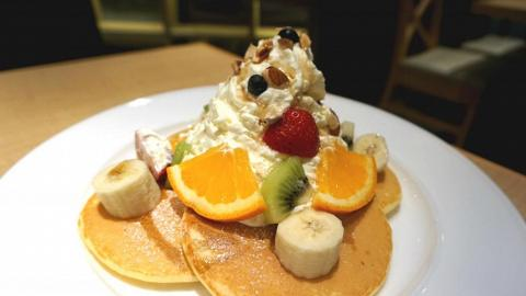 秋櫻屋 Cosmos House Pancake Cafe