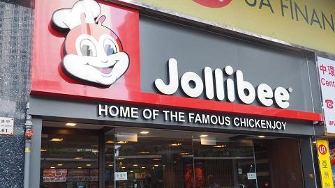 預告擴展版圖!Jollibee快餐店新分店開幕