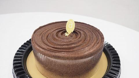 70%濃度可可有驚喜!東海堂新出5層朱古力蛋糕