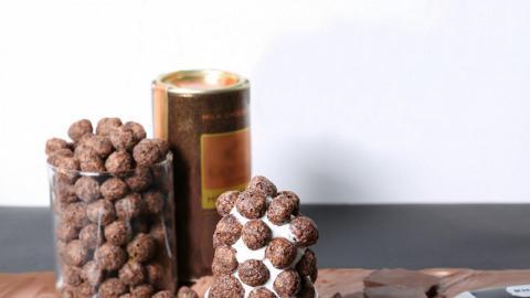 SWEET MONSTER X CHOCOOLATE!限定朱古力泡芙雪榚