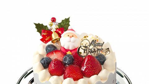 加入DIY元素!A-1 Bakery Group推聖誕蛋糕系列