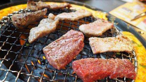 $200有找任食燒肉+主菜!旺角人氣韓燒店新推放題