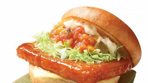 升級版「魚柳漢堡」回歸!MOS Burger初夏限定新品