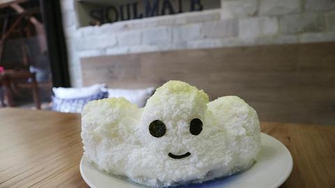 銅鑼灣韓國Cafe 可愛泡泡白雲炒飯