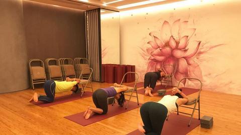 1萬呎一站式瑜珈中心!瑜珈/運動服裝店/Cafe