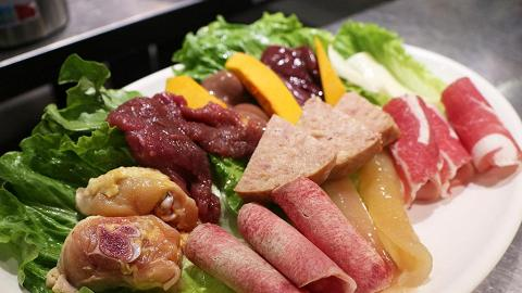 小肥牛3間分店限定 $72起食指定肉+任食60款火鍋配料