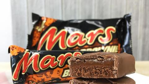零食速報!Mars布朗尼朱古力新上架