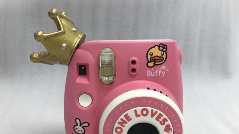 香港有得賣!特別版B.Duck即影即有相機