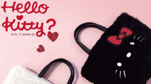 Hello Kitty登場!COLORS by Jennifer Sky聯乘系列