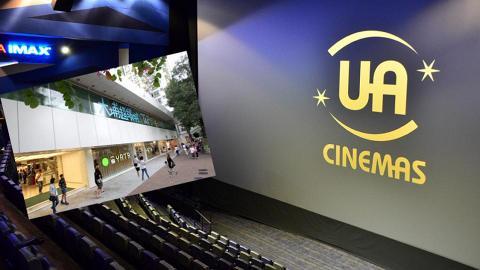 UA戲院進駐大埔 可望18年底或19年初開幕