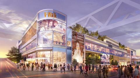 西九龍30萬呎全新商場!150間商店進駐+大型超市