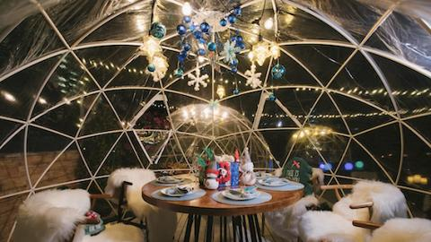 淺水灣新開飄雪水晶波波屋餐廳 近萬呎海景場歎下午茶+海鮮!