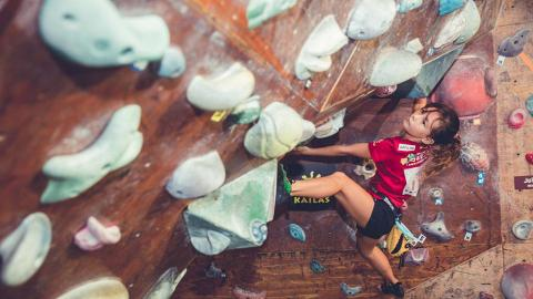 7000呎世界級室內攀石場!12月進駐港島