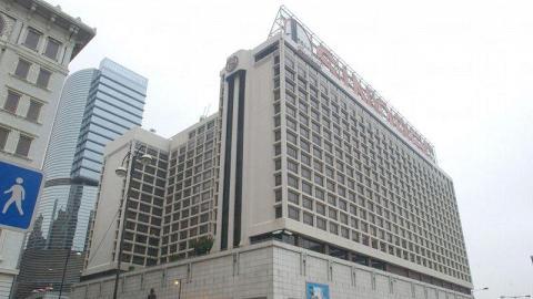 香港喜來登酒店