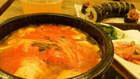 韓食家純豆腐麵店