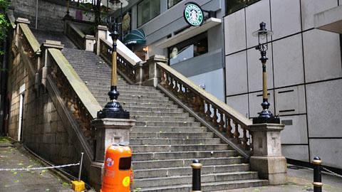 都爹利街煤氣路燈