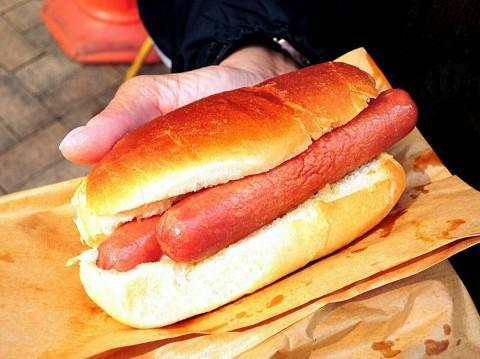 丹麥餅店 (銅鑼灣)  雙腸熱狗