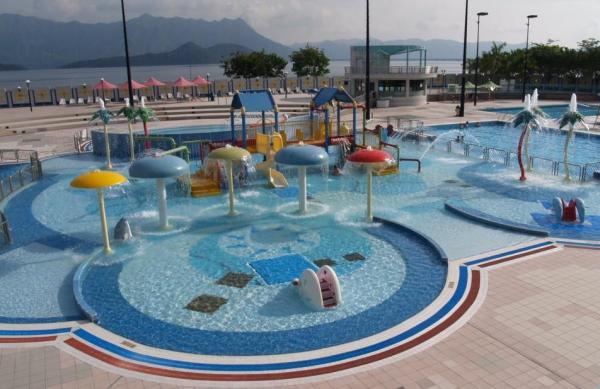 馬鞍山游泳池(圖:康文署)