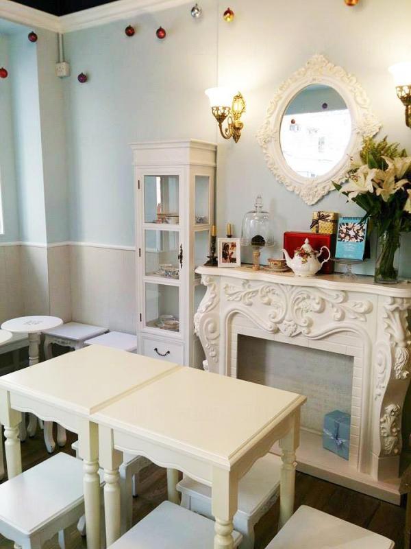 Matsuri Tearoom (圖:FB@Matsuri Tearoom)