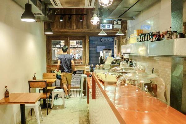 Brew Bros Coffee(圖:UBlog@跟著小鼠去旅行)