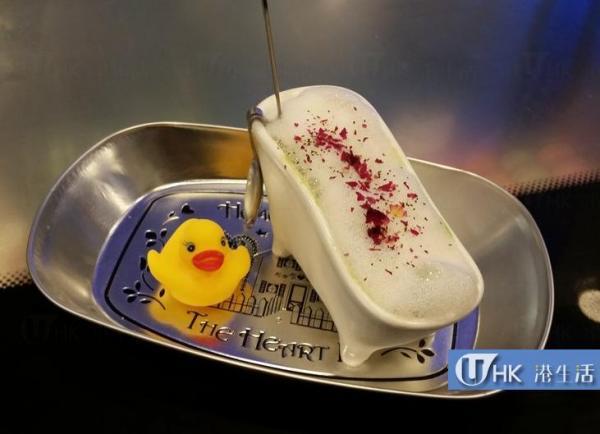 泡泡浴分子雪糕