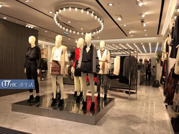 H&M 亞洲最大旗艦店 10月銅鑼灣開業