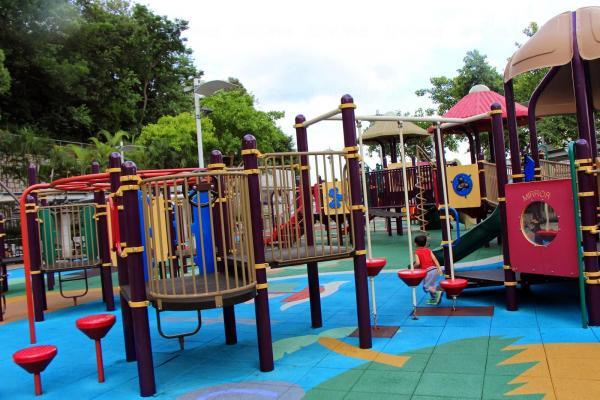 中間道兒童遊樂場
