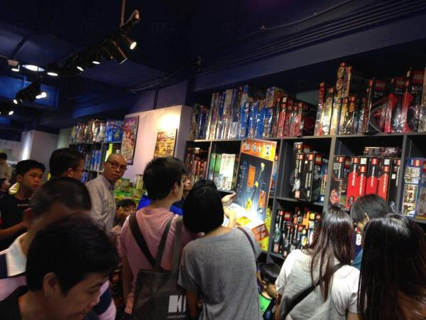 銅鑼灣AA Place(圖:《Lego迷基地》)