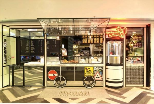新世紀廣場URBAN Cafe Commune(圖: Urban Barkey Facebook)