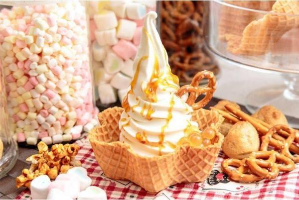 (圖:Milk ice cream 2014 Facebook)