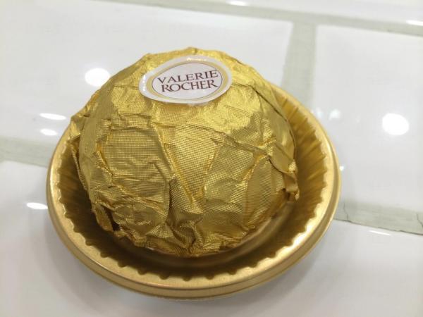 西環Maple Yogurt 榛子金莎蛋糕。(圖:Maple Yogurt)