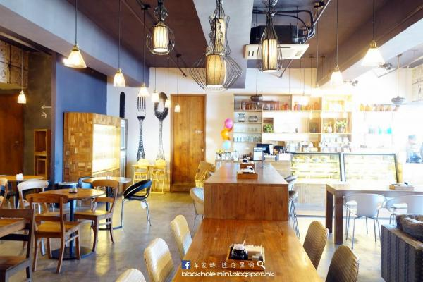 鴨脷洲 Treecafe(圖:U Blogger-羊家妹)
