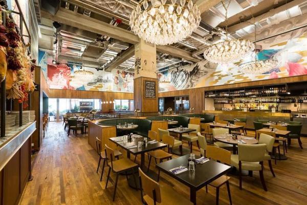 Jamie's Italian尖沙咀海港城店 (圖: 官方圖片)