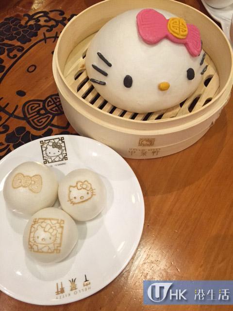 Hello Kitty中菜廳 三代同堂