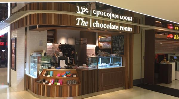 The Chocolate Room(圖:FB@The Chocolate Room)