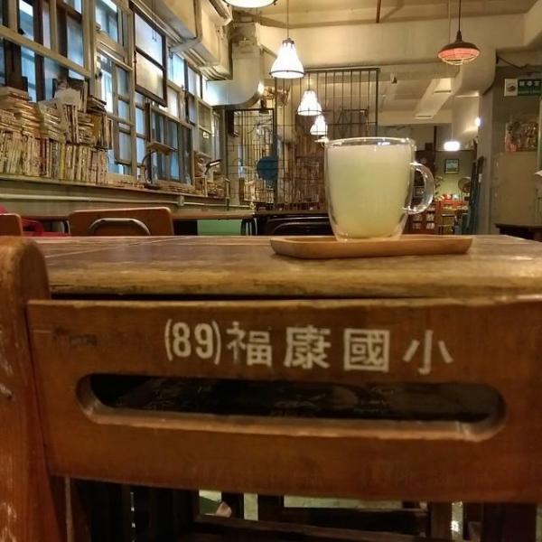 觀塘小時光 scoool(圖:IG@popo717)