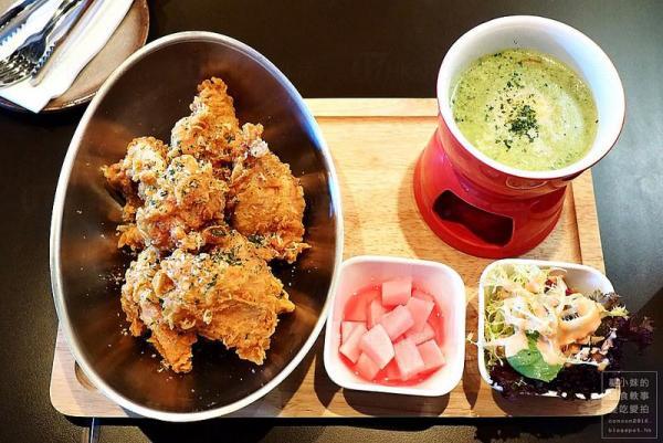 Chibee Chicken and Beer(圖:UBlog@糖小妹)