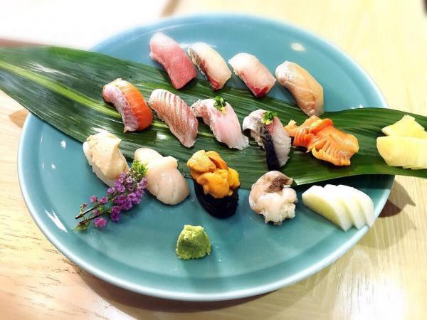 元朗鮨文 Sushi Man(圖:FB@鮨文 Sushi Man)
