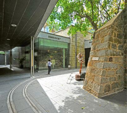 亞洲協會香港中心 (圖:香港年報2012網站)