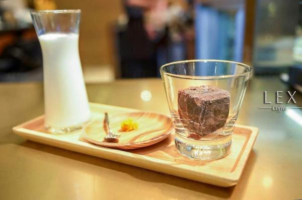 西環Lex Coffee(圖:FB@Lex Coffee)