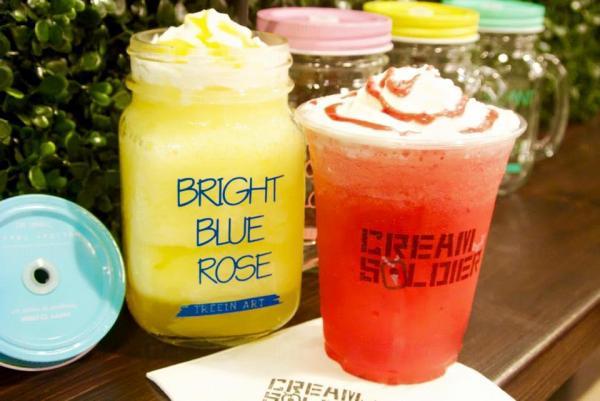 尖沙咀Cream Soldier Cafe(圖: FB@cream soldier)