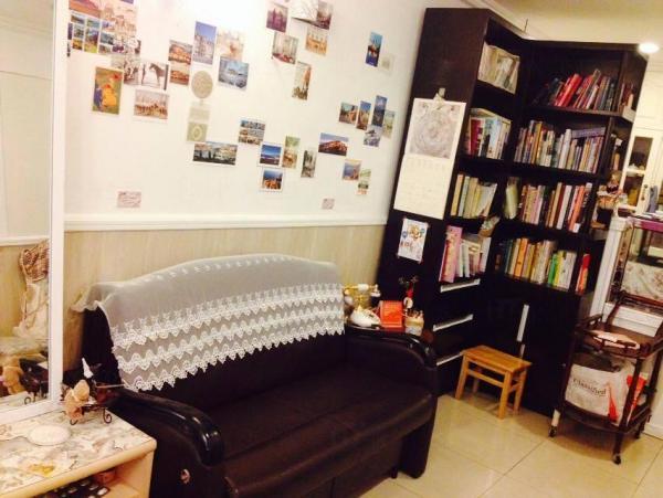 大南街 Papillon 帕比安紅茶書室(FB@Papillon 帕比安紅茶書室)