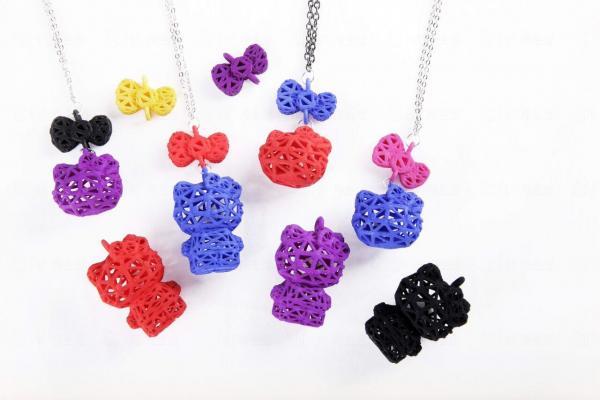 Dust Production  香港首間Hello Kitty 3D Printing概念店