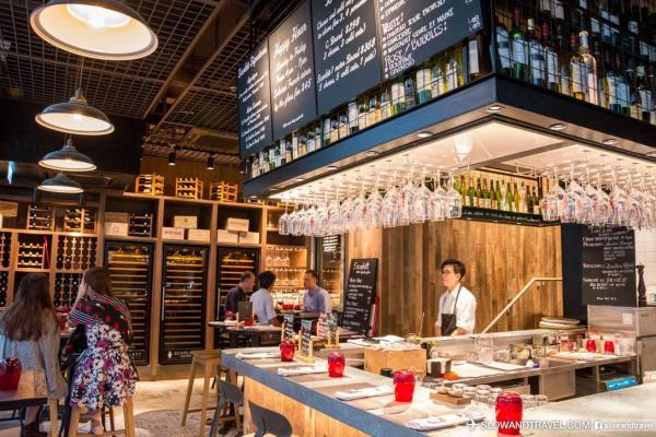 Scarlett Cafe & Wine Bar(圖:UBlog@窮遊,慢活。)