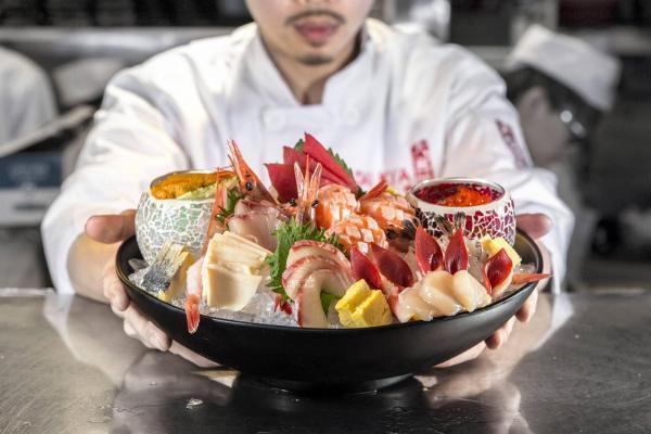 樂天大喜屋日本料理(圖:FB@樂天大喜屋日本料理)