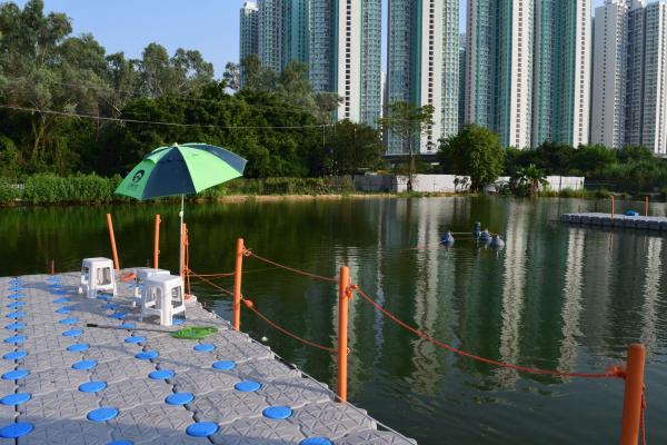 幸福山莊釣魚場(圖:FB@幸福山莊釣魚場)